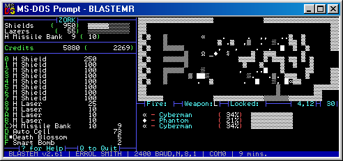 Blastem screenshot 2